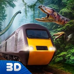 Jurassic Dino Railway Racing Simulator