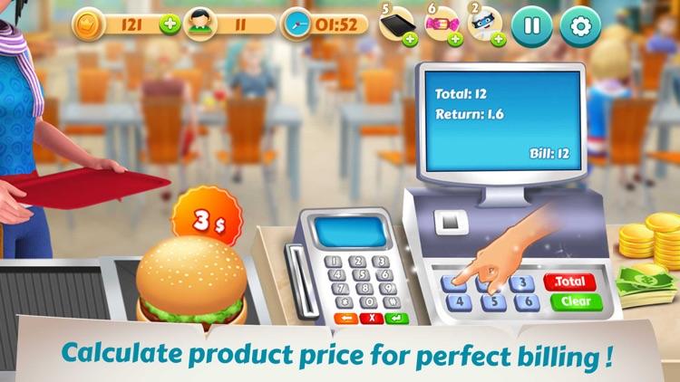 High School Cashier screenshot-3