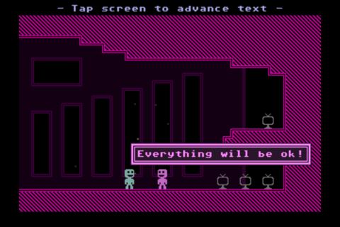 VVVVVV screenshot 3
