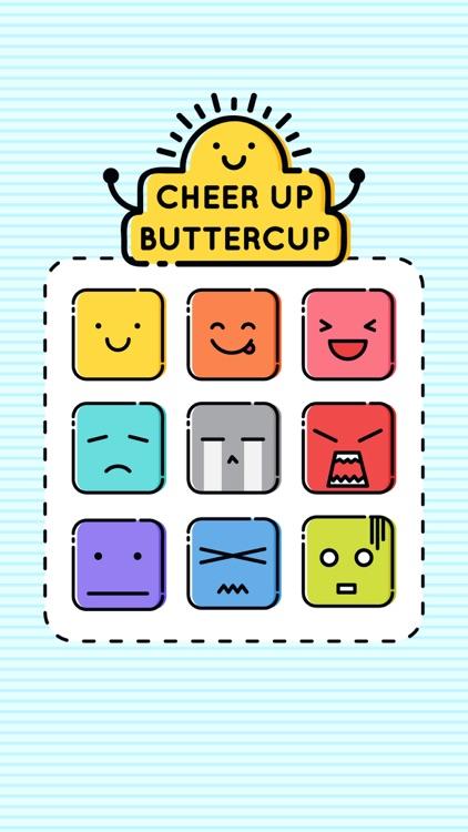 Moodies Sticker
