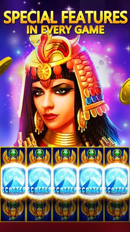 Pharaoh's Fortune - Real Vegas Casino Slot Machine screenshot-4
