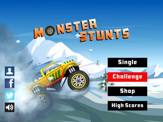 Screenshot #4 pour Monster Stunts