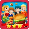 Cooking Burger Restaurant games maker humburger