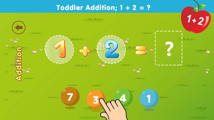 Math Learning Games For Kids Toddlers 2 to 3 Years screenshot-3