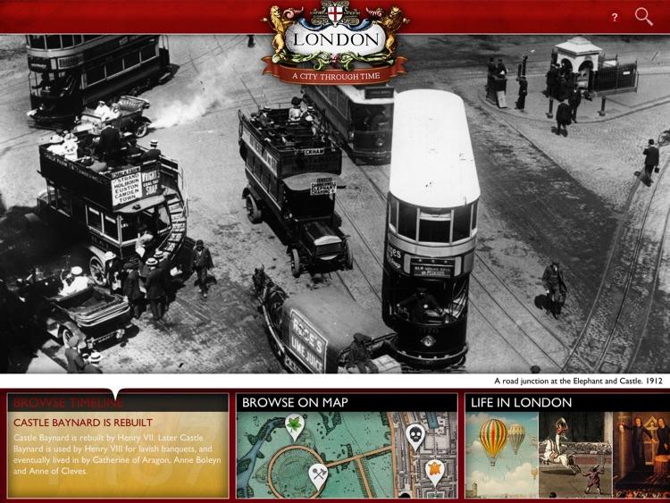 London - A City Through Time