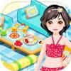 夏日冰屋 - 女生装扮、布置房间
