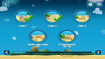 Island Crossword Puzzle Fun screenshot one