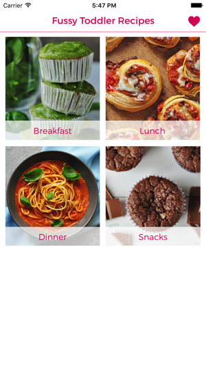 Fussy toddler recipes on the app store screenshots forumfinder Gallery
