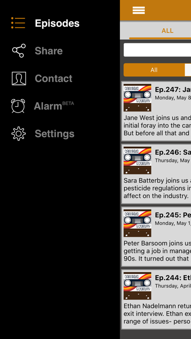 Cannabis Economy App screenshot three