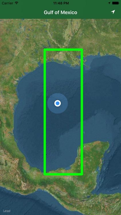 Marine Charts Offline: Gulf of Mexico (LOUISIANA) screenshot-3