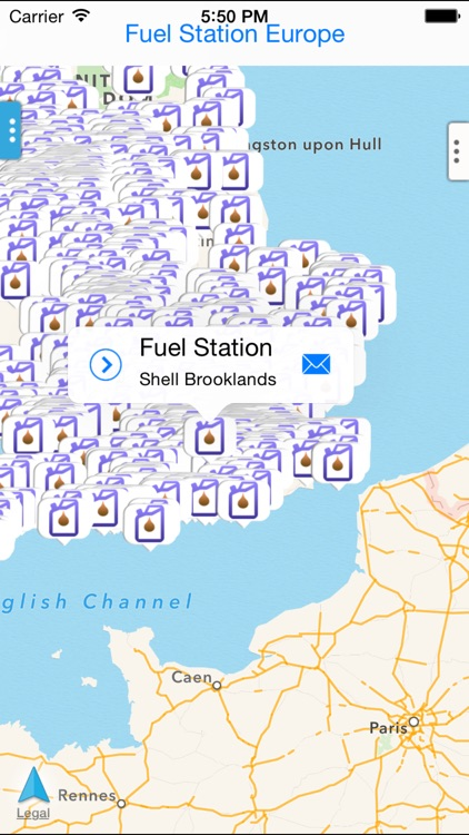 Fuel Station Europe screenshot-2
