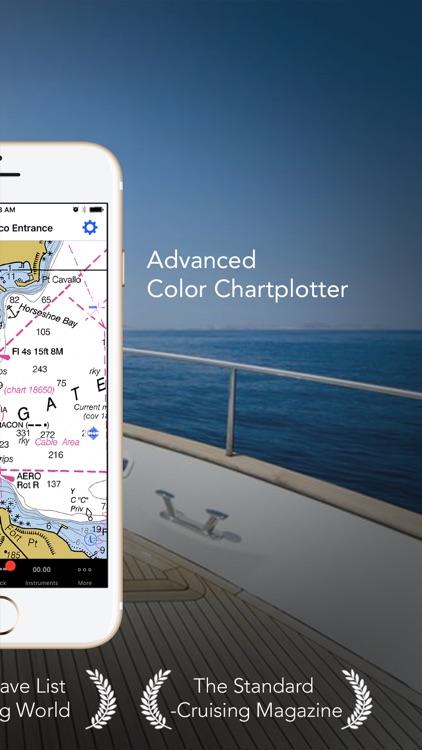 iNavX - Marine Chartplotter screenshot-0