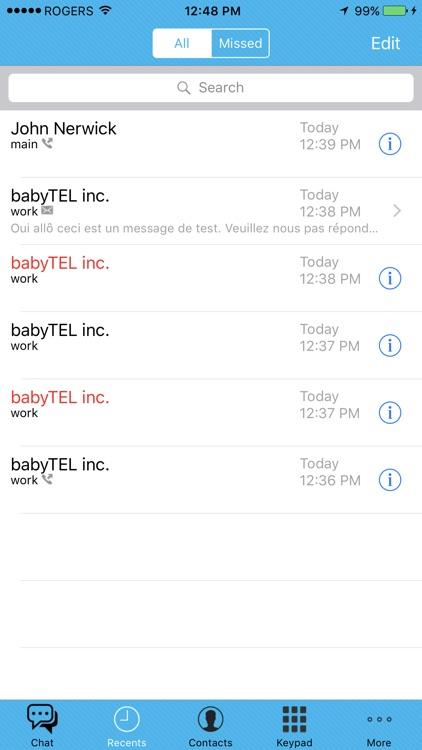 ROAMbaby by babyTEL screenshot-4