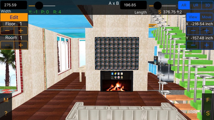 Home Repair 3D Pro - Augmented Reality Design Tool