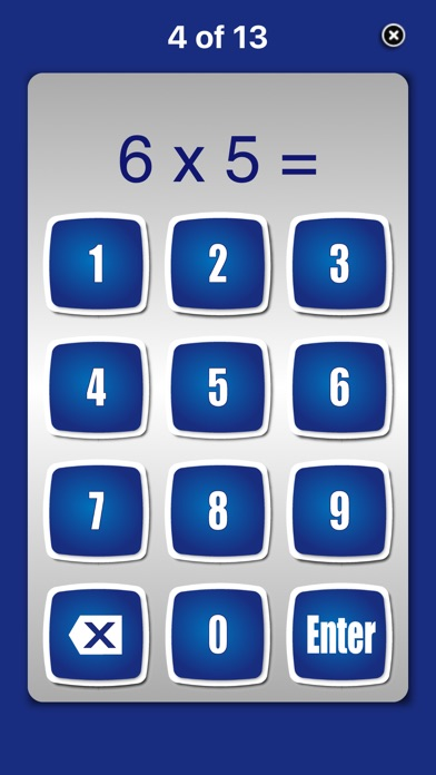 Math Fact Master app image