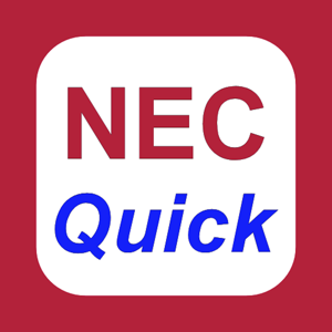 A NEC® 2017 Quick Reference app