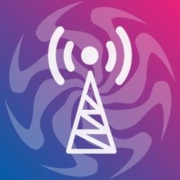 Radio Universe : Discover 25,000+ radio stations.