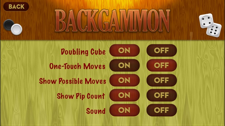 Backgammon Pro screenshot-4