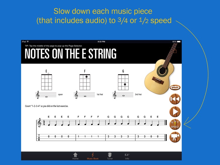 Hal Leonard Ukulele Method #1 screenshot-3