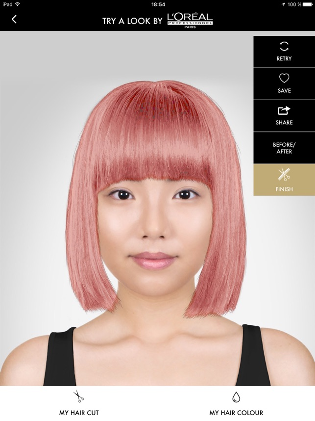Style My Hair On The App Store