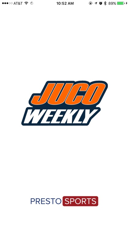 JUCOWEEKLY Front Row by PrestoSports