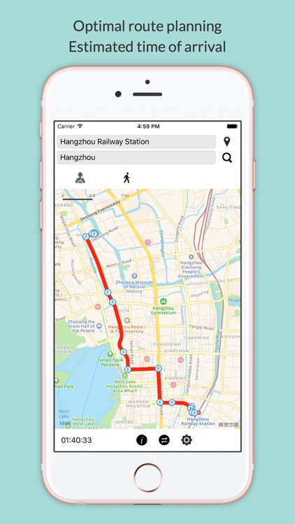 ETA Assistant Pro - Maps, GPS navigation & traffic