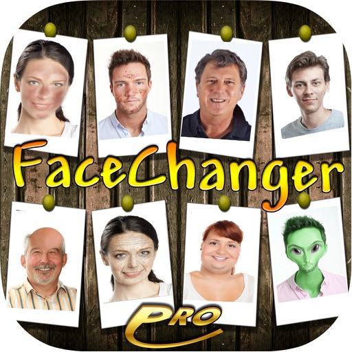 FaceChanger Pro - The 8in1 Photo FX Booth icon
