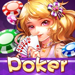 Texas Holdem Poker-Vegas Casino Card Game