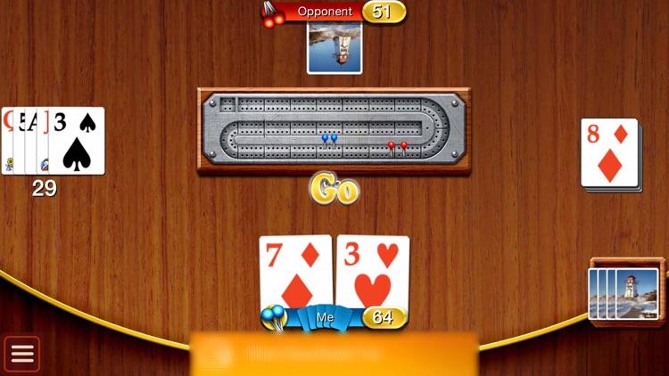 Cribbage - Family Crib & Peg Game screenshot-4