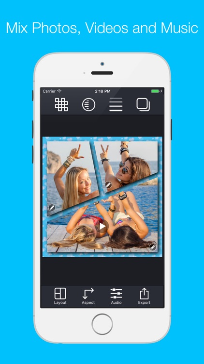 Pic Stitch - #1 Photo and Video Collage Maker