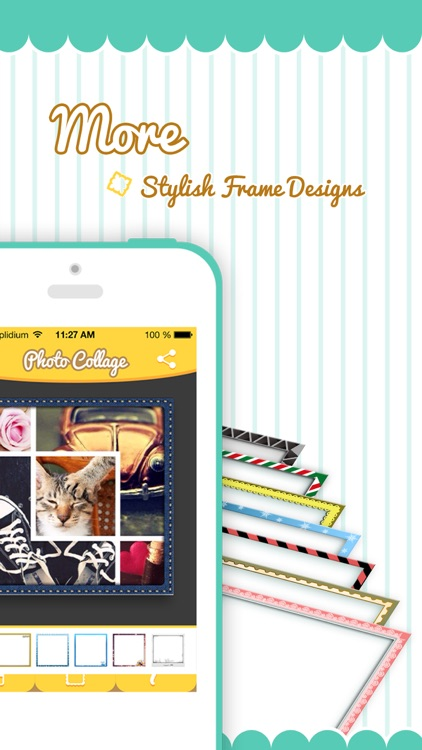 Pic-Frame Grid (Photo Collage Maker and Editor) screenshot-3