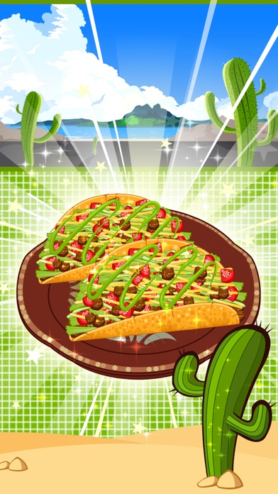 Real Mexican Taco - cooking game for kidsScreenshot of 4