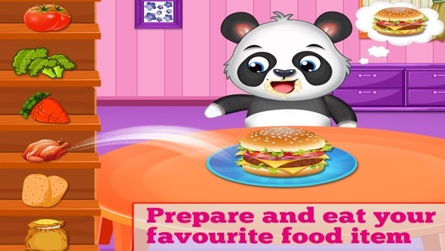 Healthy Eating Kids Food Game on the App Store