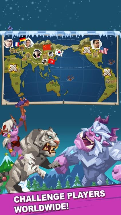 Monster Castle - Visit Ancient Greece screenshot-4