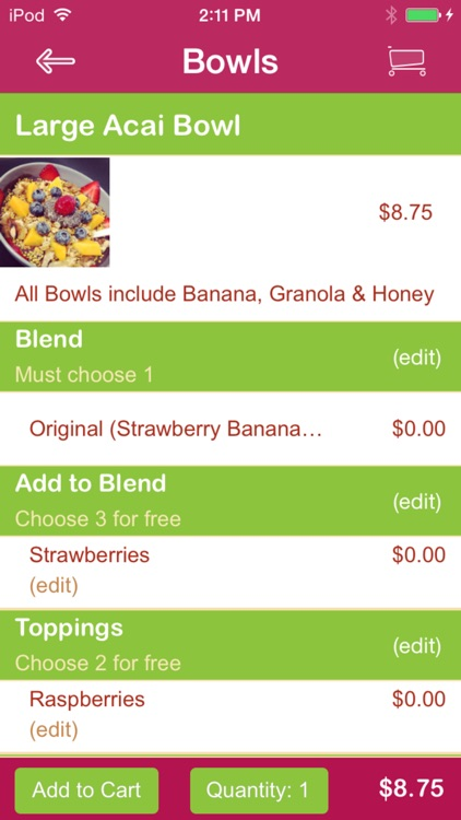 Live Right Acai screenshot-2