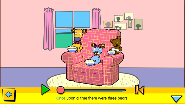 Goldilocks and the 3 Bears presented by Dog & Cat
