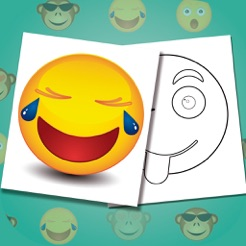 Emojis Para Colorear Pintar Emoticonos Divertidos En App Store