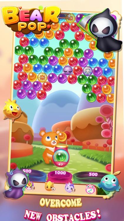 Bear Pop - Bubble Shooter Game screenshot-0