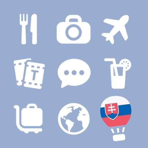 LETS Travel Slovakia! Slovak Phrase Guide Book
