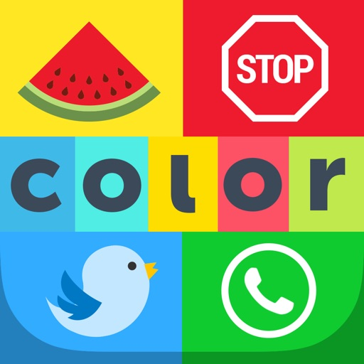 Colormania - Guess the Colors Icon