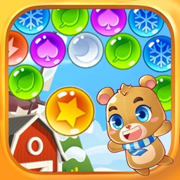 Bubble World-bubble shoot game