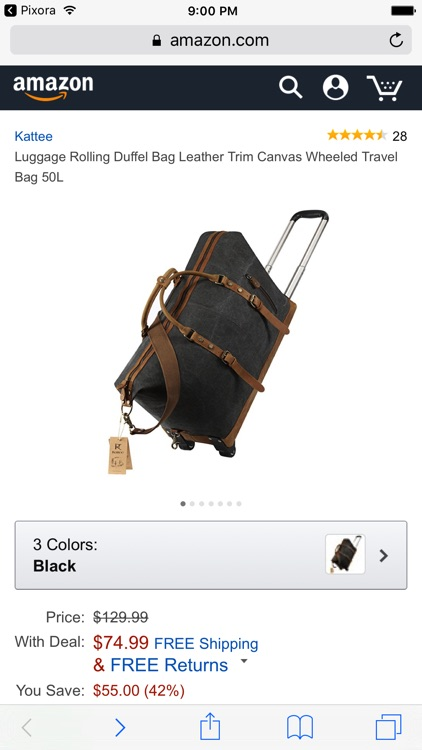 Pixora - Discover daily deals on unique products screenshot-3