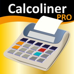 CalcolinerPro - The professional tape calculator