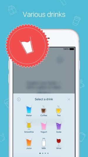 My Water Balance: Daily Drink Tracker & Reminder Screenshot
