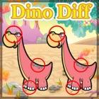 Diferenças de dinossauro icon