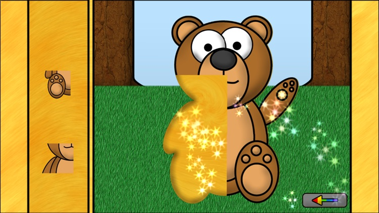 Animal Games for Kids: Puzzles HD screenshot-3