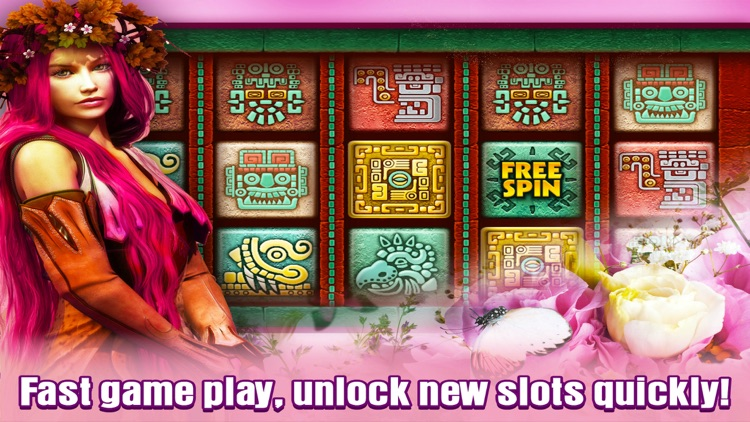 Fun Slot Games - Wild Orchid screenshot-4