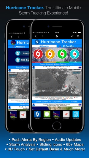 tracking app for iphone hurricane tracker on the app 16284