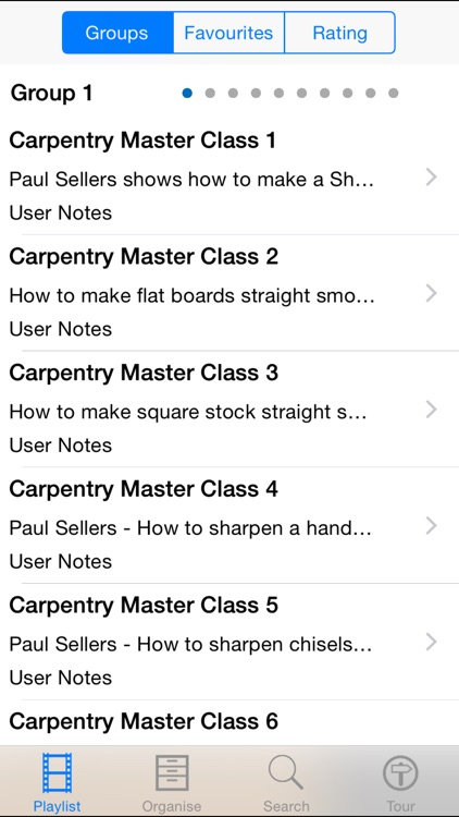 Carpentry Master Class screenshot-1