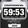 Countdown Mix Lite - iPhoneアプリ
